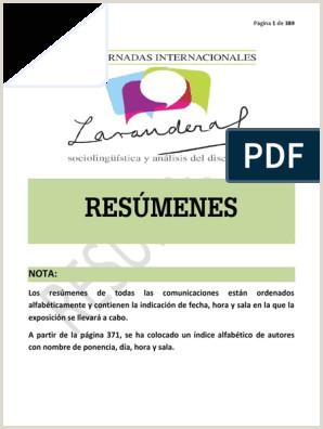 LIBRO DE RESšMENES 0 pdf Idioma portugués