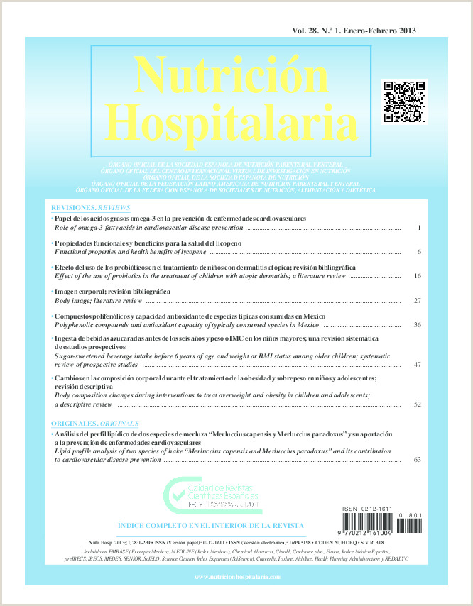 PDF Nutrici³n Hospitalaria