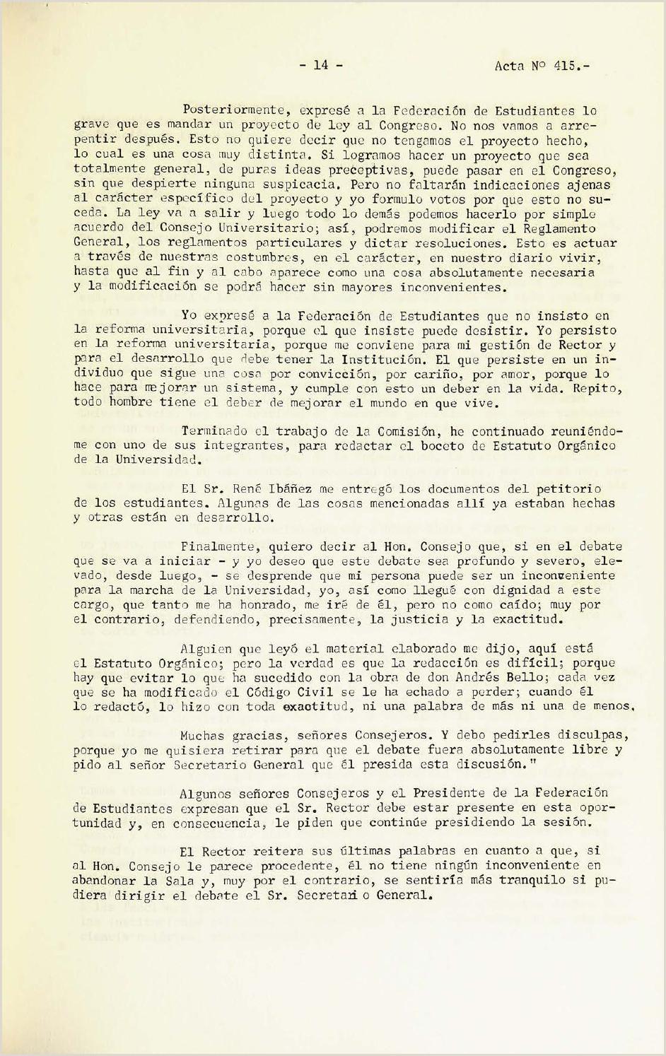 Actas del consejo 405 429 opt parte 2 by Archivo