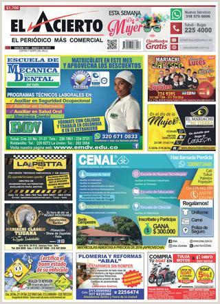 Tulua 1031 3 marzo 2017 by El Acierto issuu