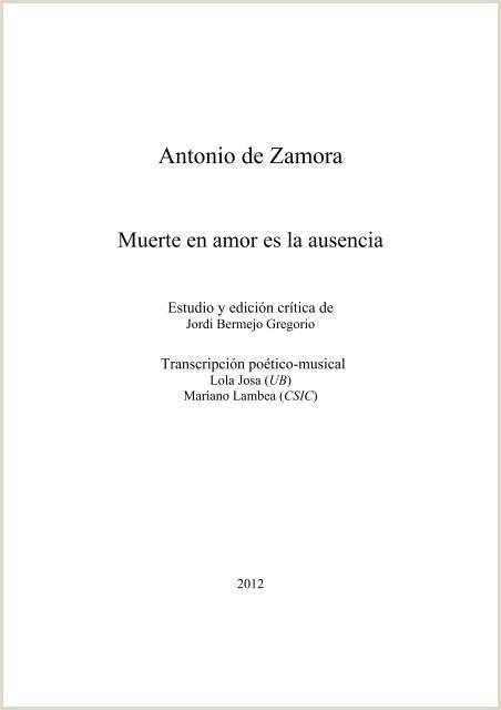 Hoja De Vida Minerva 1003 Pdf Descargar Muerte En Amor Es La Ausencia Voz Y Verso