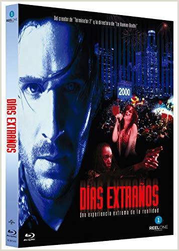 D­as Extra±os Strange Days [Blu ray]
