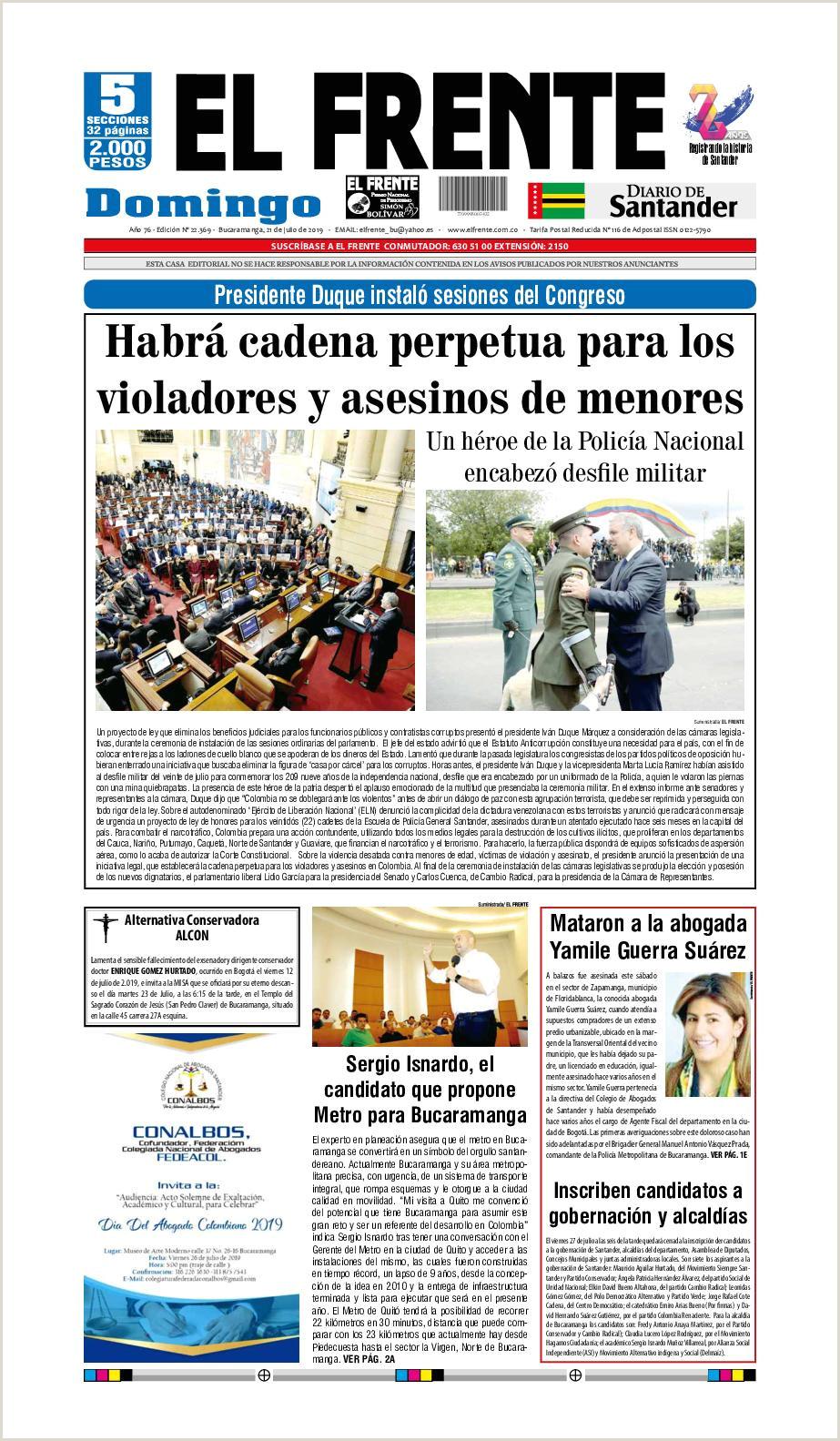 Hoja De Vida Minerva Azul Calaméo 21 Jul 2019