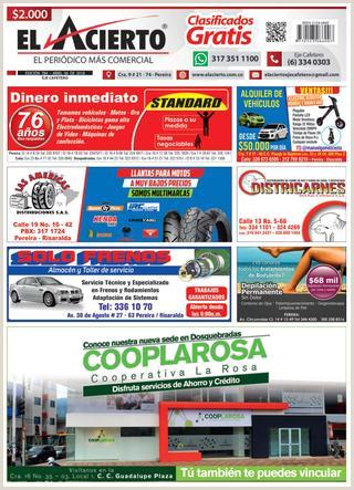 Pereira 784 6 de abril 2018 by El Acierto issuu
