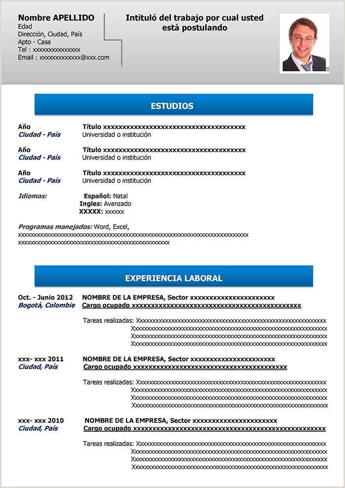 Hoja De Vida Minerva Azul Pdf Changebestline Web Fc2
