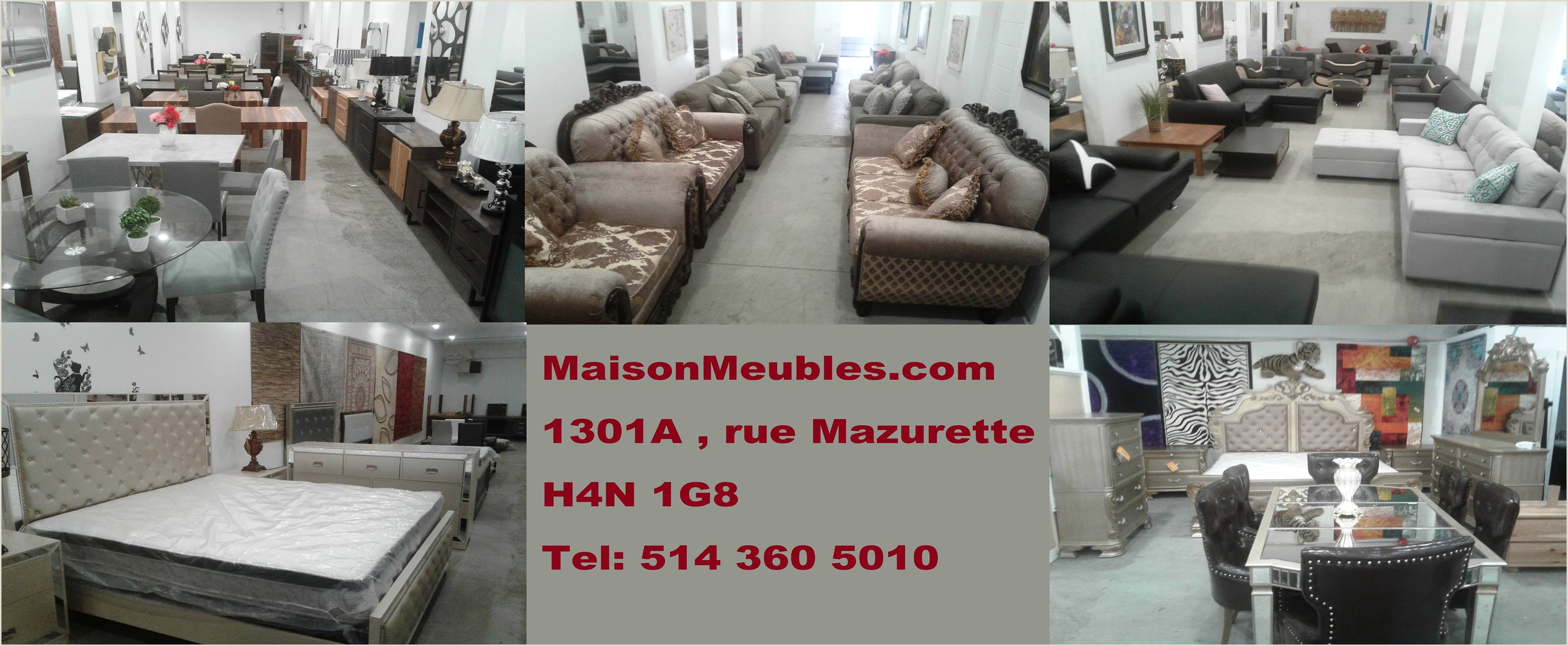 Maison Des Meubles in Montreal Furniture Stores Home