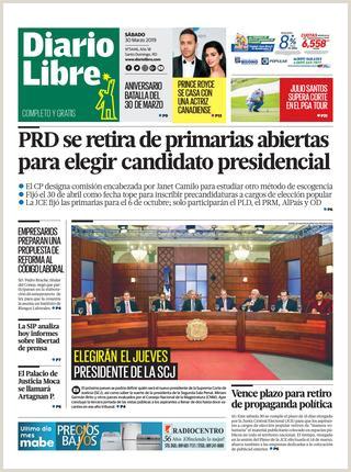 Sábado 30 de marzo de 2019 by Diario Libre issuu