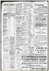 Hoja De Vida Minerva Digital La Correspondencia De Puerto Rico San Juan P R 1890