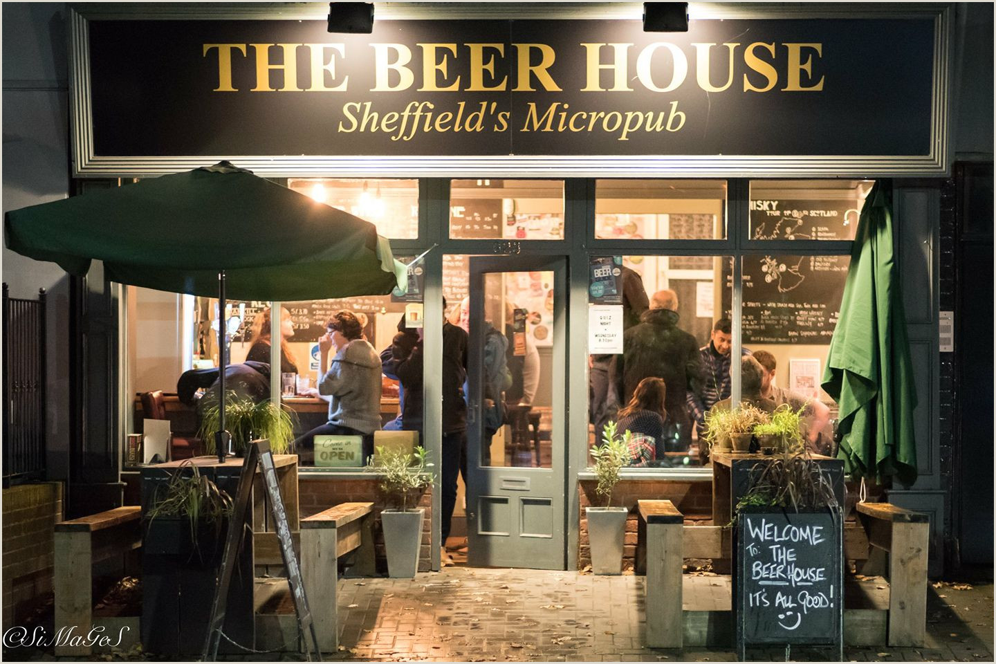 The Beer House Sheffield s Micro Pub in Sheffield Beer