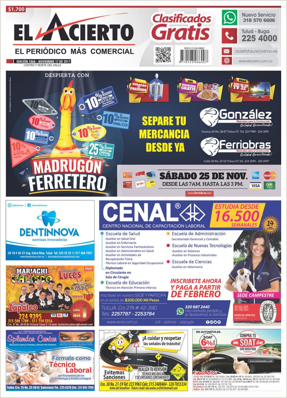 Hoja De Vida Minerva Experiencia Laboral Tulua 1068 17 De Noviembre 2017 by El Acierto issuu