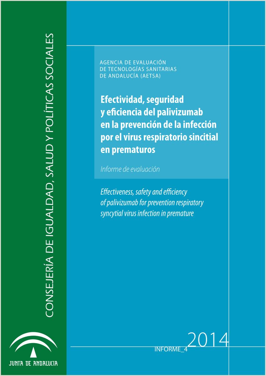 PDF Efectividad seguridad y eficiencia del palivizumab en