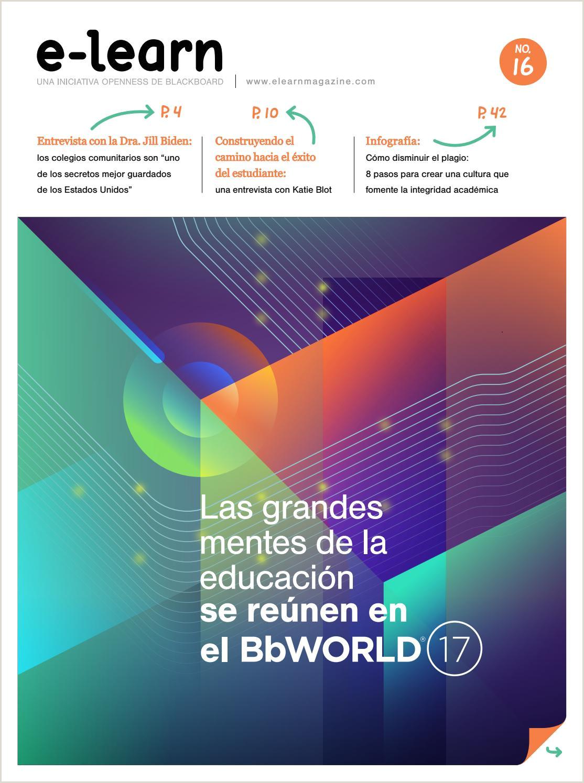 E Learn 16 BbWorld Special by E Learn issuu
