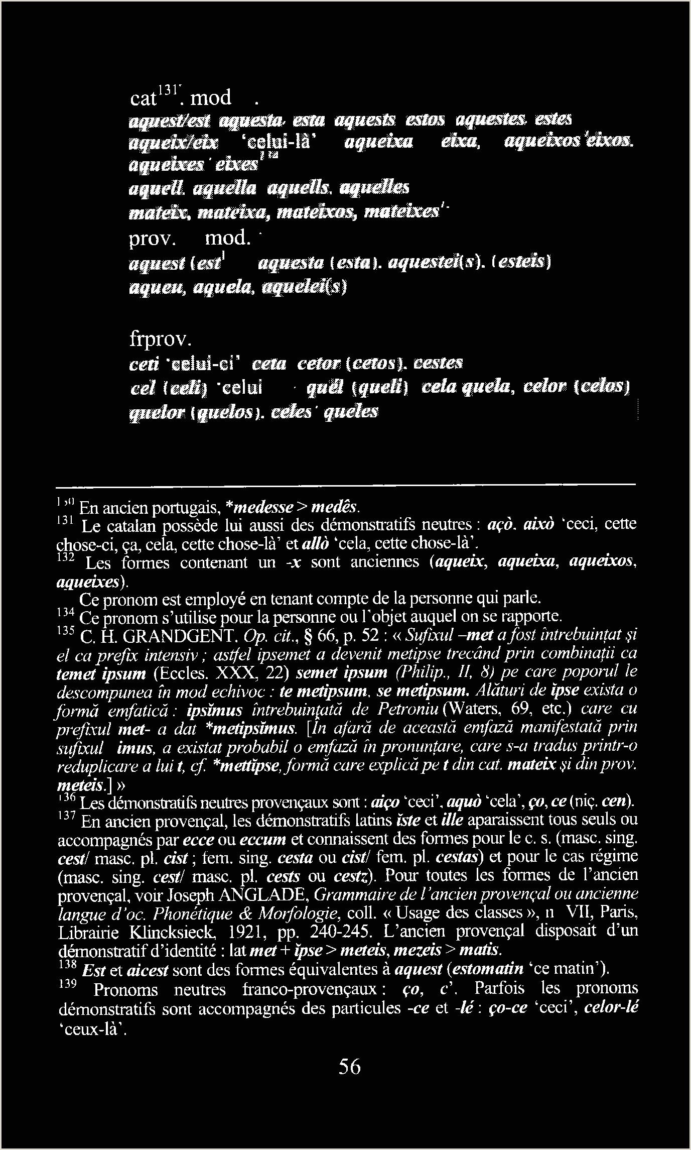 Hoja De Vida Minerva Sencilla P R E C I S Morphologie R O M A N E Adrian Chircu Buftea 4