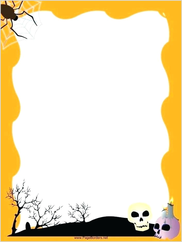 paper template with border