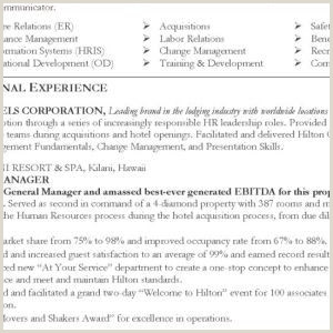 Hotel Director Of Operations Job Description Operations Manager Resume Sample Pdf Free Operations Project