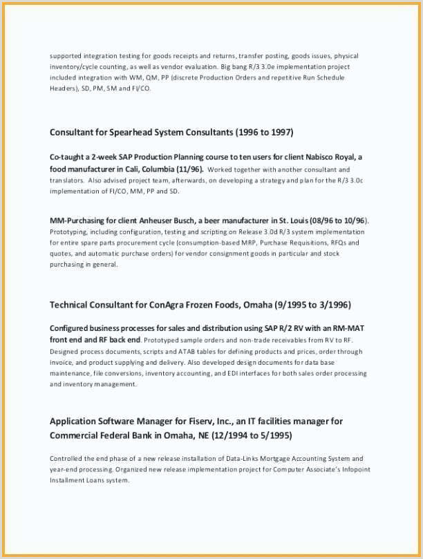 Sales Manager Resume Sample Fresh Hotel Manager Resume