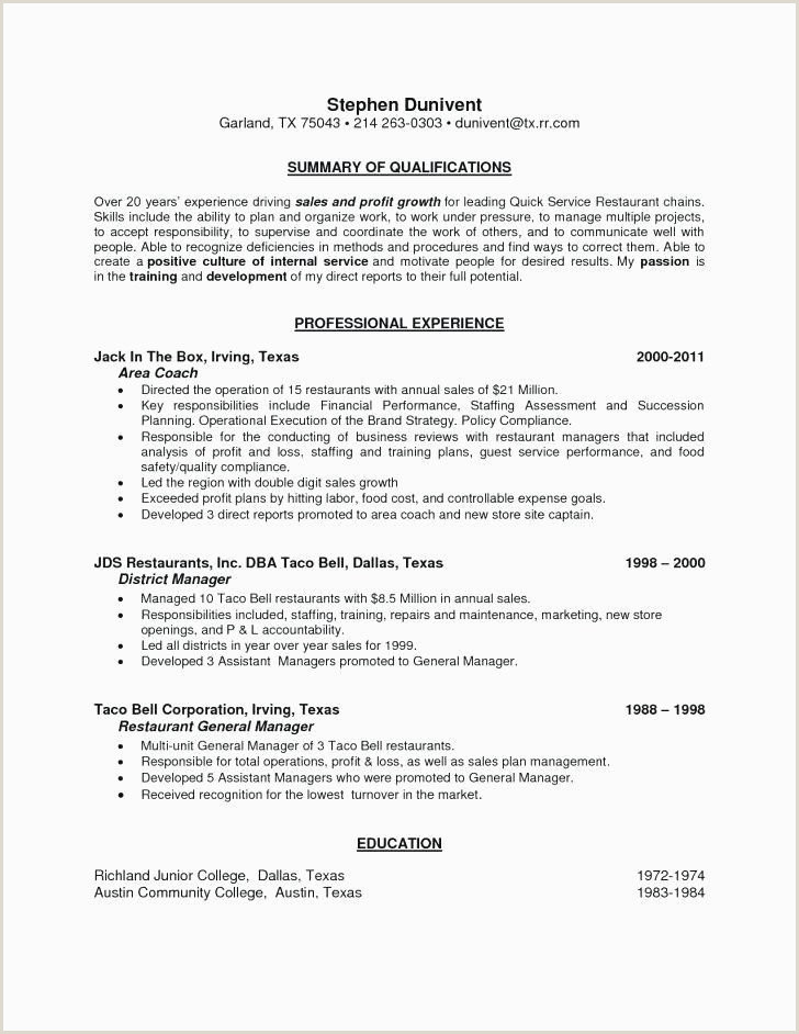 Hotel Management Student Resume Unique Hospitality Management Resume Objective