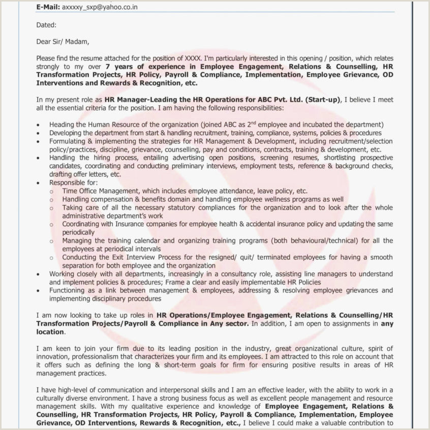 cover letter Hotel Manager Cover Letter Examples Best