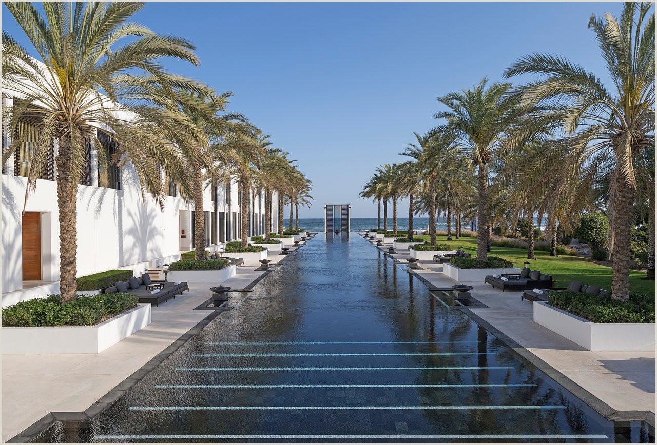 The Chedi Muscat Hotel Oman Mascate tarifs 2019 mis