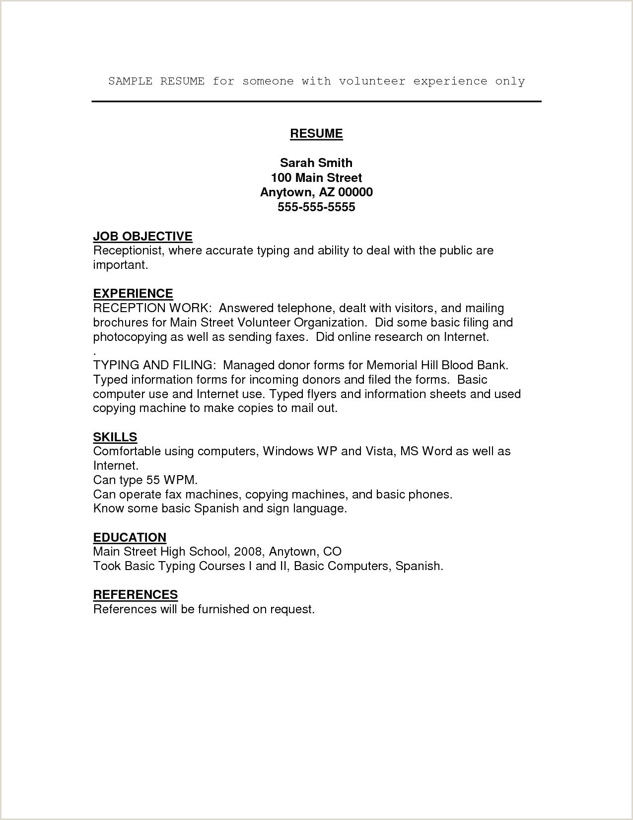Hairstyles Basic Resume Examples Interesting Resume Cover