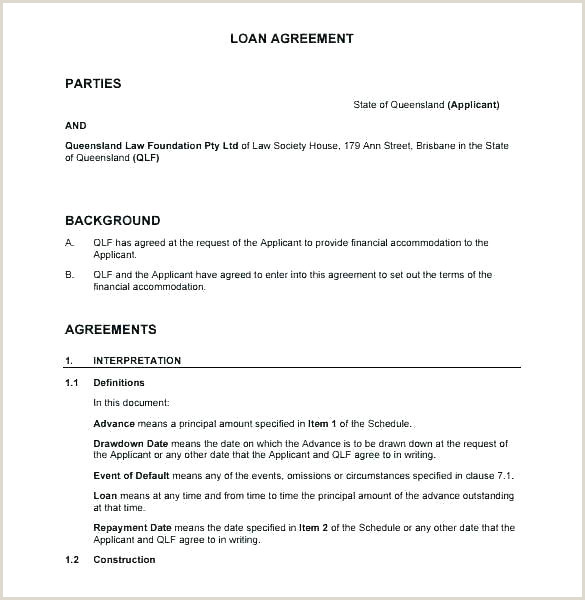 How to Write An Agreement Letter Between Two Parties Advance Payment Contract Template