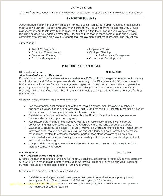 Hr Fresher Cv Format Hr Support Sample Resume – Ruseeds