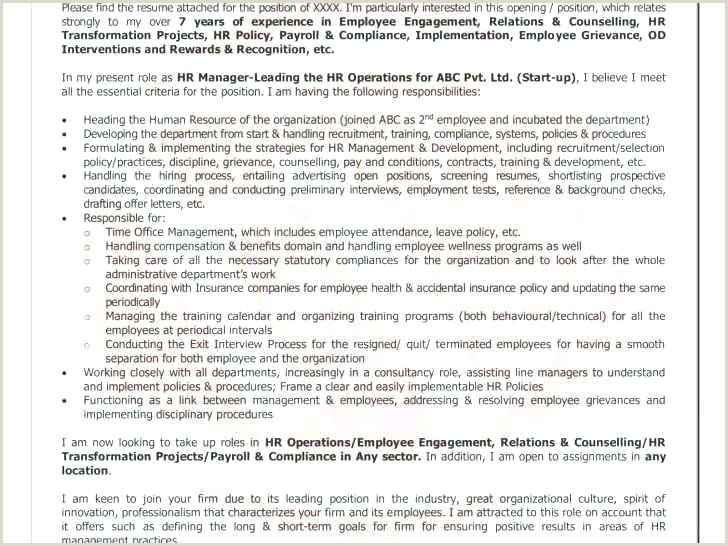 Hr Manager Resume Operations Manager Job Description Template