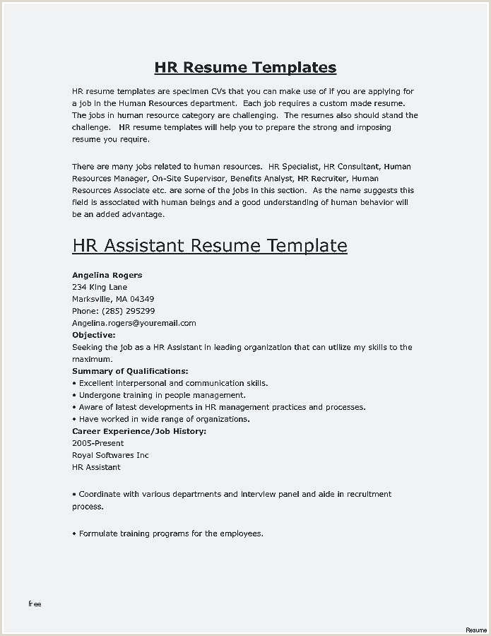 Human Resource Manager Resume Sample Human Resource Resume Sample Beautiful Rn Bsn Resume Awesome
