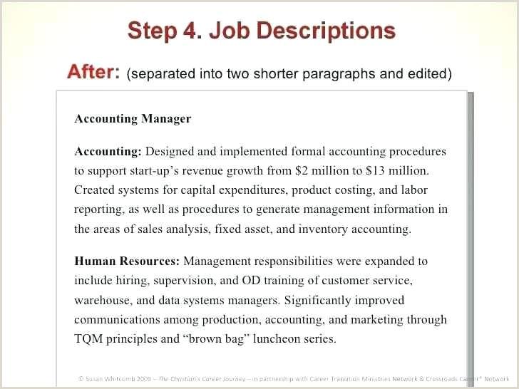 human resources job description template