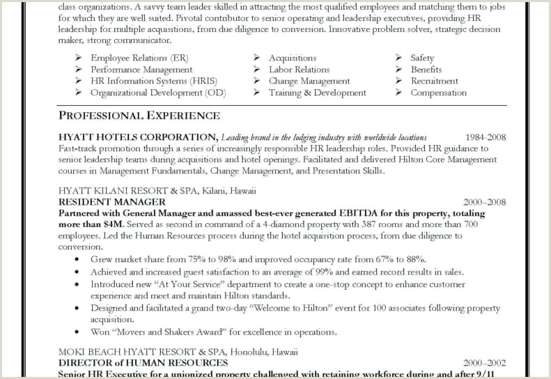 hr specialist sample resume – podarki