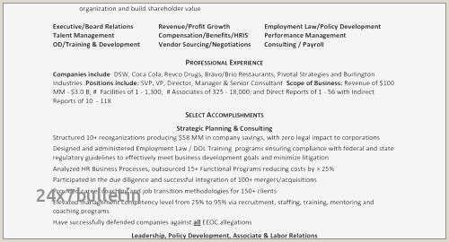 Human Resources Manager Resume Sample Human Resource Manager Resume Example Free Human Resources