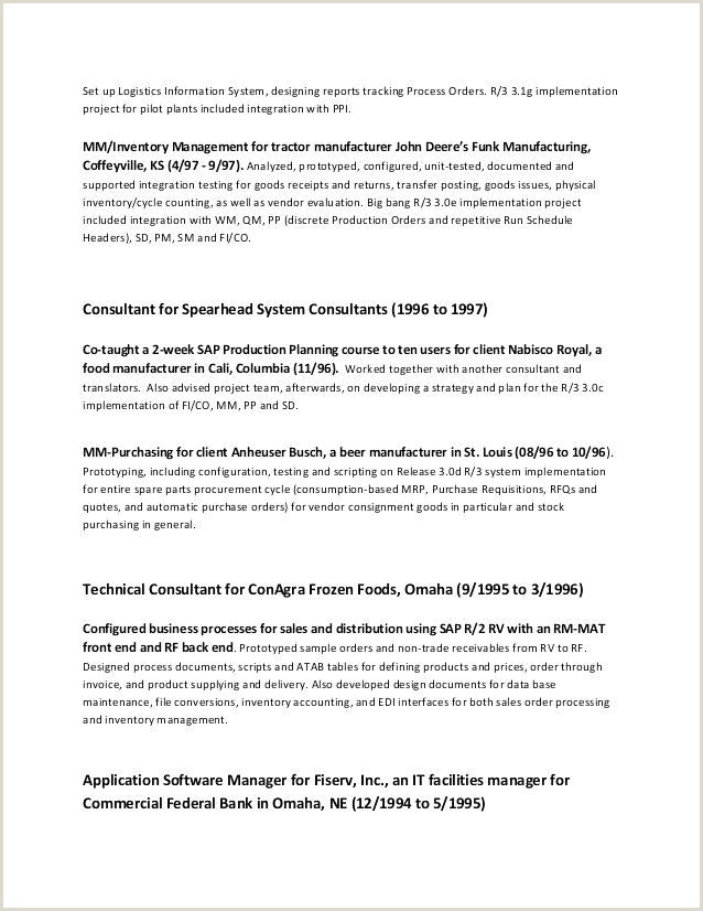25 Examples Hvac Resume Templates
