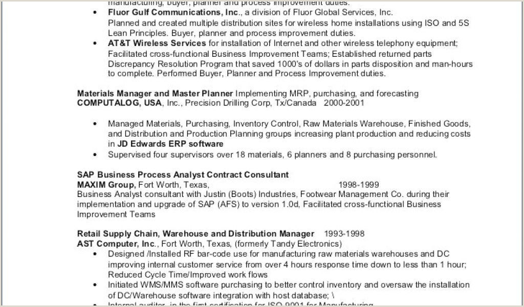 Hvac Technician Resume Examples Sample HVAC Resume
