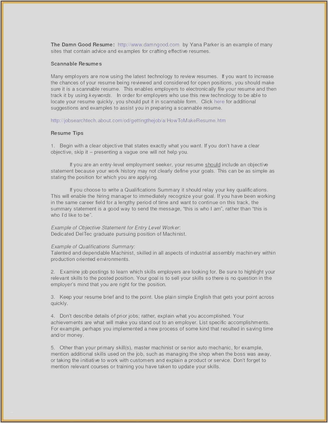 Statement Processing panies Sample Resume format Pdf