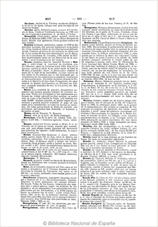 Imprimir Hoja De Vida Minerva 10 00 Diccionario Enciclopédico De Historia Biografa Mitologia