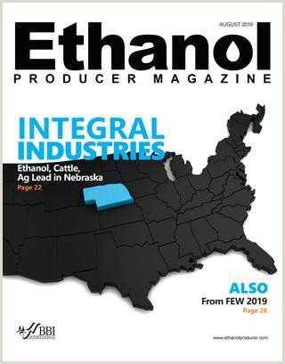Indeed Part Of Speech 2019 August Ethanol Producer Magazine By Bbi International