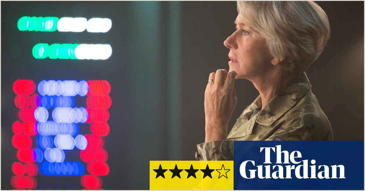 Indeed Part Of Speech Eye In the Sky Review – A Morality Tale Of Modern Warfare