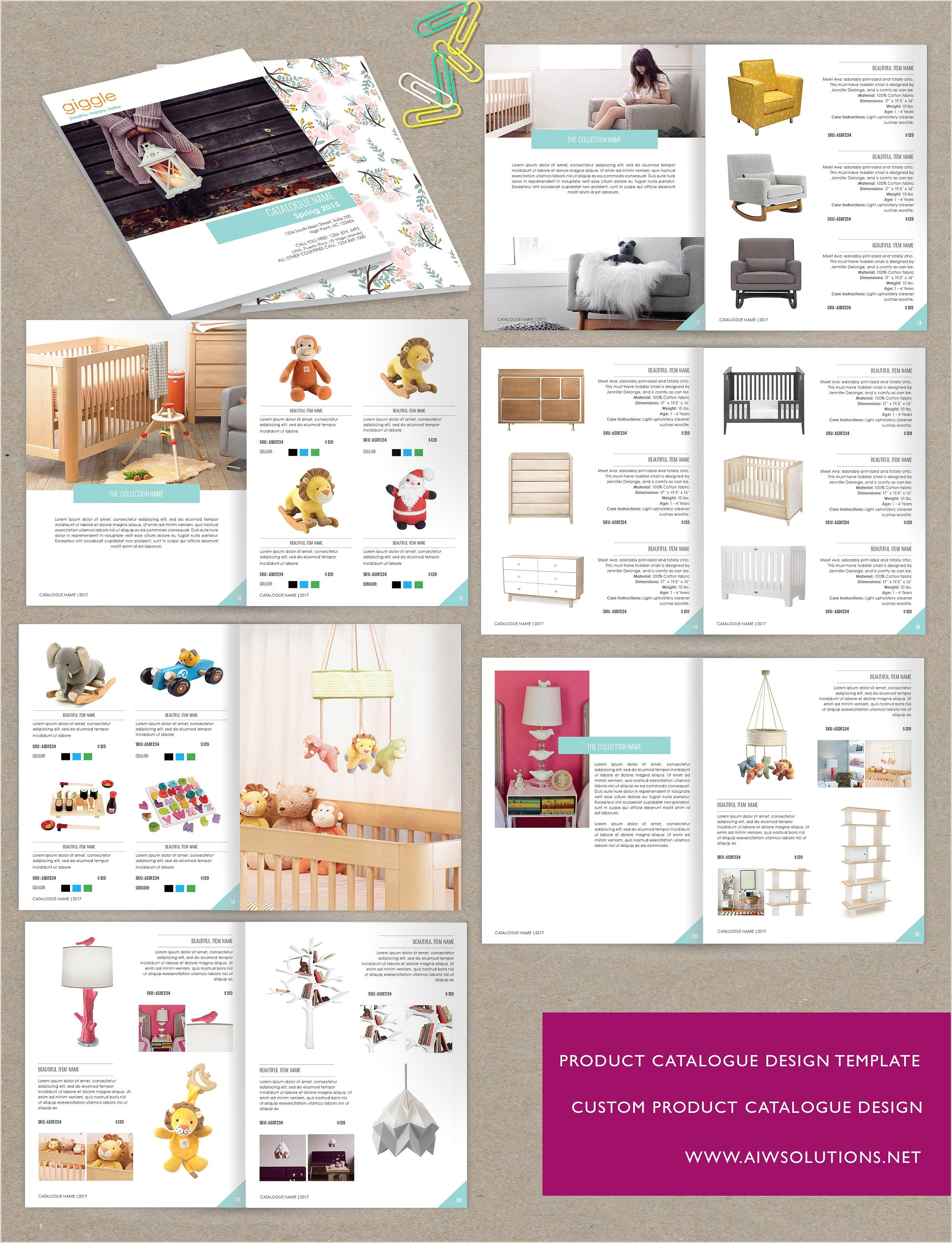 Product Brochure Product Catalog id5 by AIW SOLUTIONS on