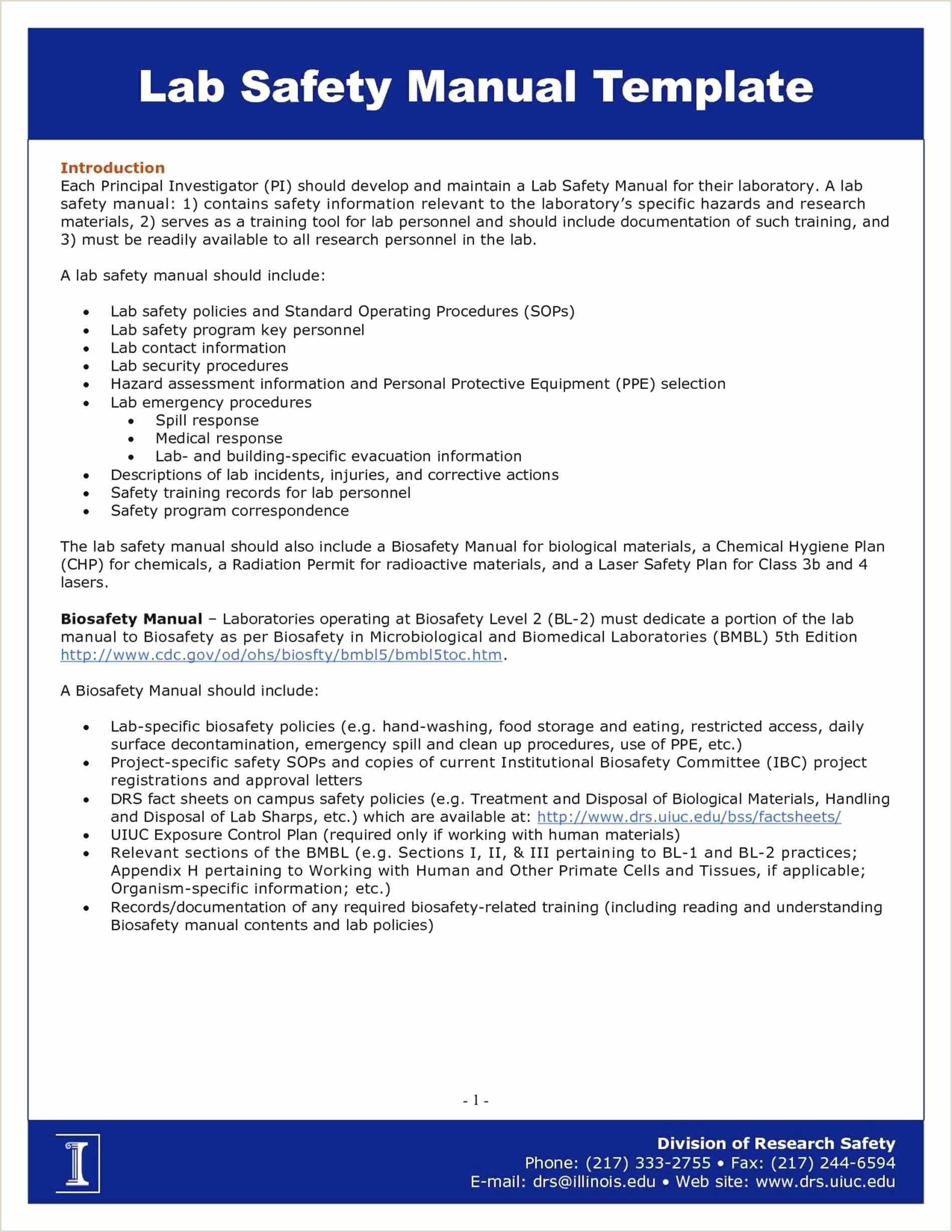 Fact Sheet Template Free Download