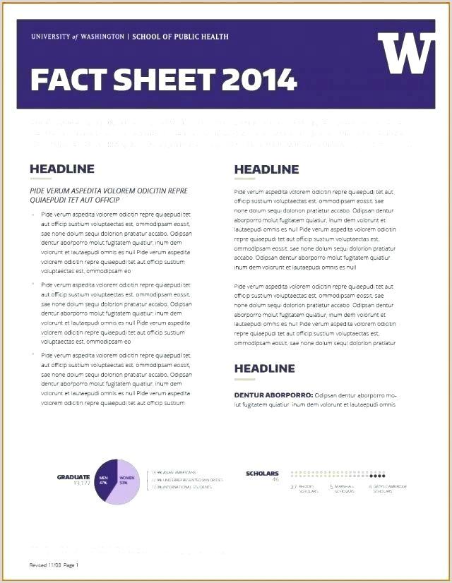 Free Fact Sheet Template Word Publisher 2013 – konusu