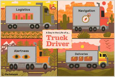 Is Diesel Mechanic A Good Job Truck Driver Job Description Salary Skills & More