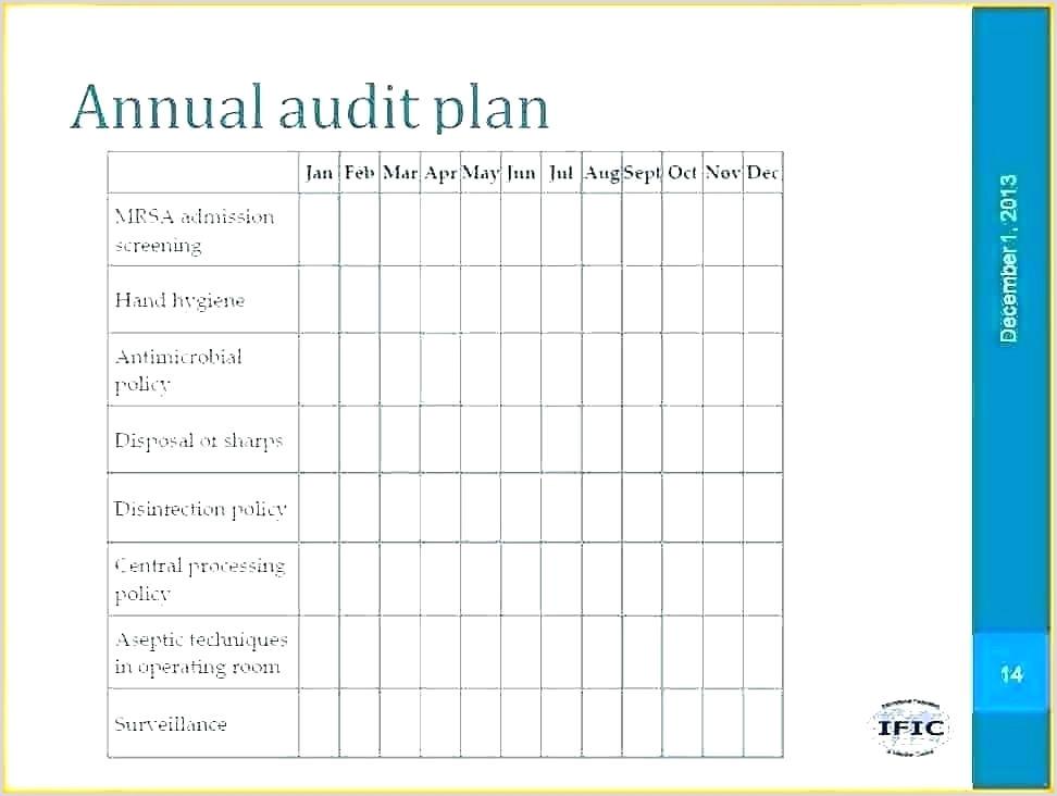 Audit Plan Template Format Pdf Internal Iso 9001