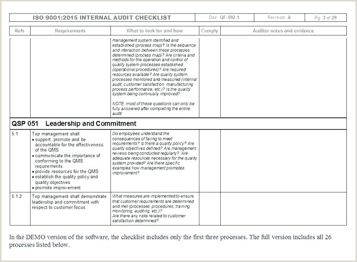 Standard Operating Procedure Template Templates Free Design