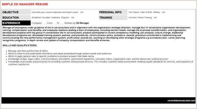 It Fresher Resume format Download In Ms Word 40 New Resume format for Freshers In Ms Word