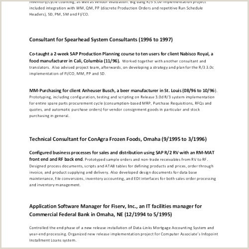 Cio Resume Template – Cio Cover Letter Best It Director