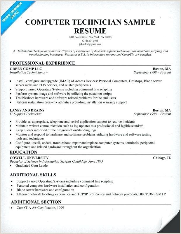 puter technician resume skills – skinalluremedspa