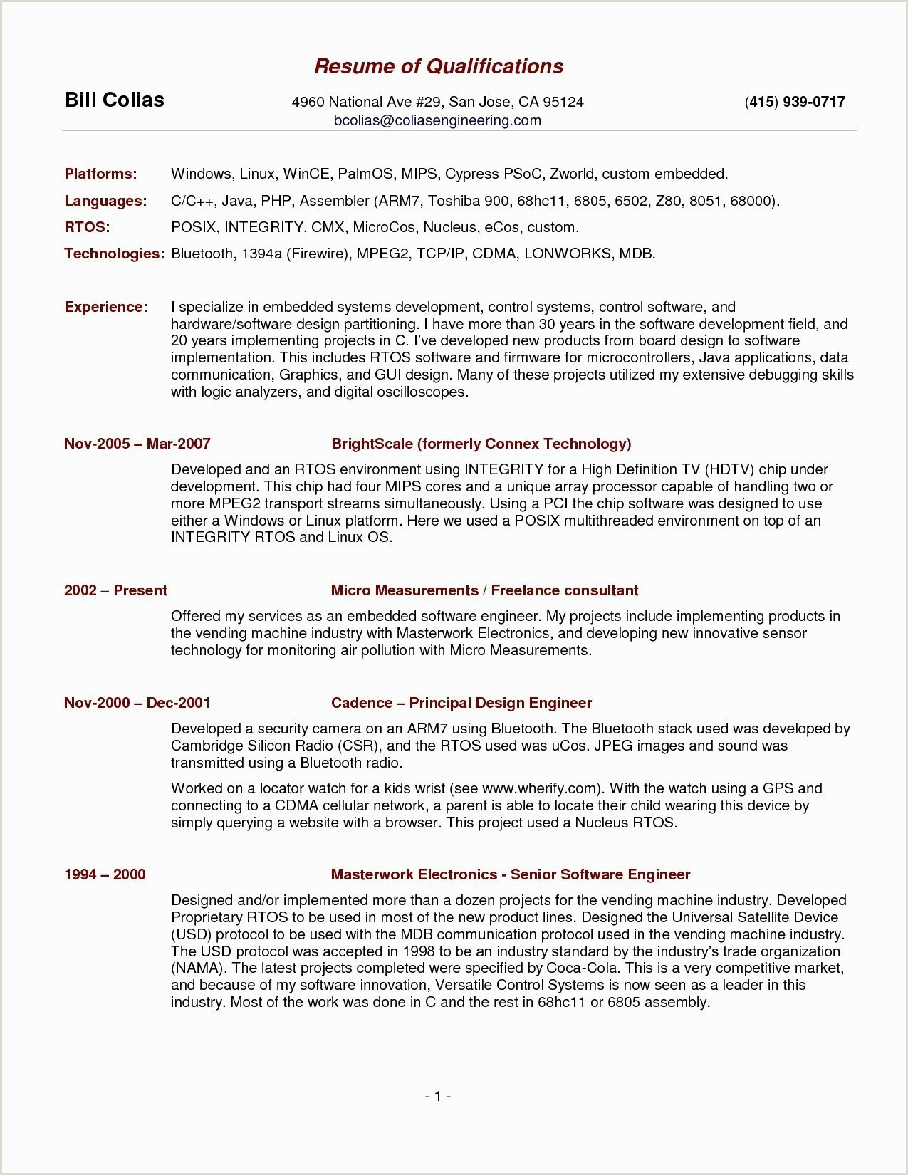 Cover Letter Software Developer Economic Development