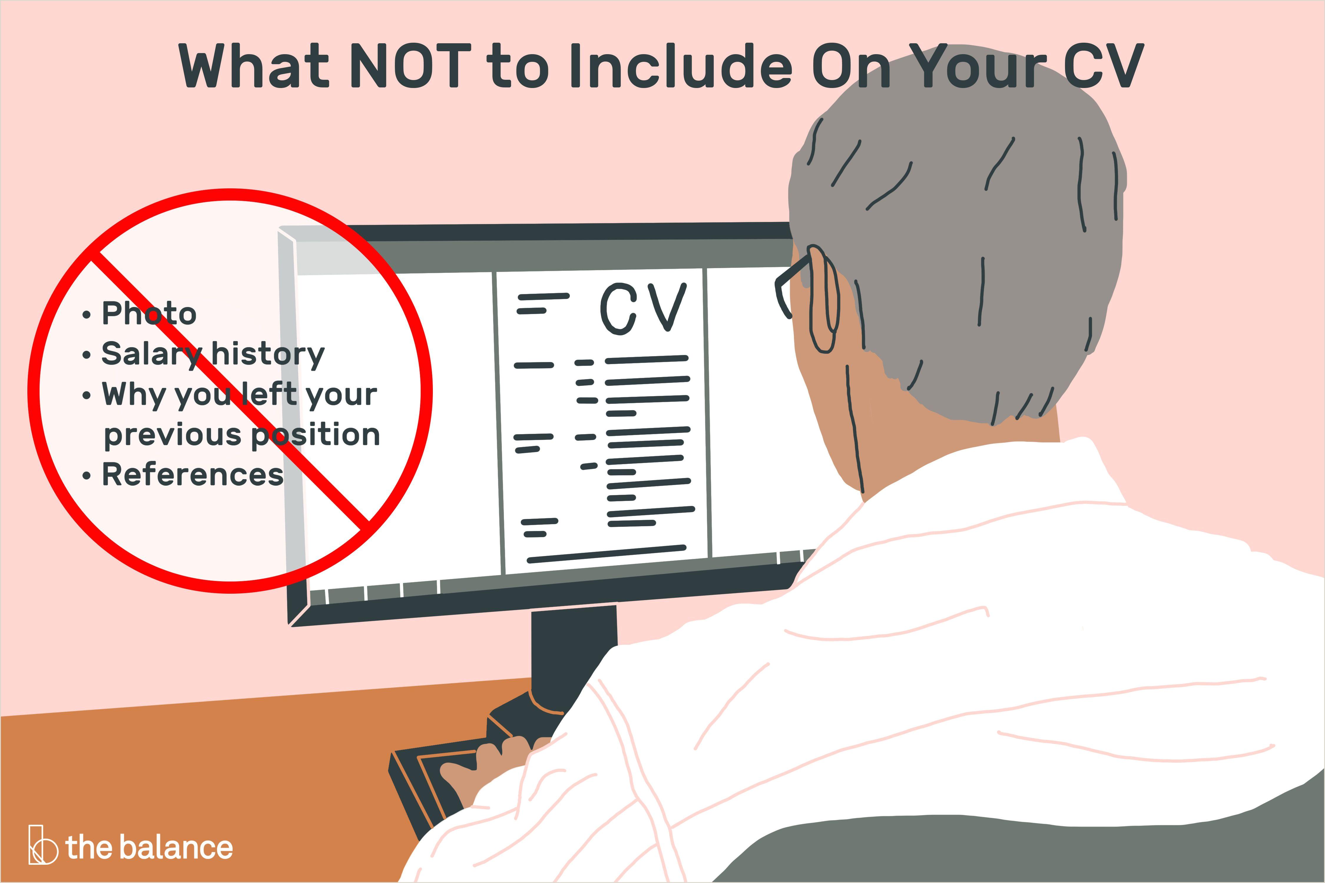 Job Application Cv Format For Job Curriculum Vitae Cv Samples And Writing Tips