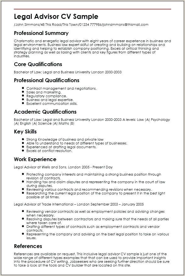 Job Application Cv Format For Job Cv Template Pdf