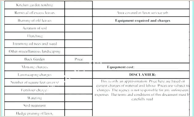 Construction Cost Spreadsheet Template Estimating Job